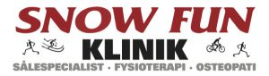 snowfun klinik, fysioterapi, osteopati, laser, shockwave